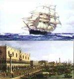 Классических картин - Венеция и вид на море