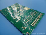 PWB Multilayer placa de circuito de 10 camadas com ouro da imersão