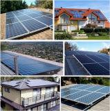 La mayoría del panel solar de la azotea disponible casera eficiente 250W de los paneles solares