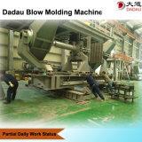 máquina de molde do sopro dos depósitos de gasolina 100L