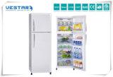 큰 수용량을%s 가진 양쪽으로 여닫는 문 냉장고