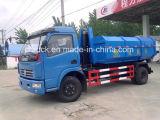 Nova Condição 4*2 rolo de elevação do Gancho de caminhão de lixo para venda