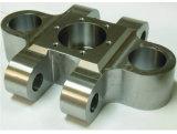Haute précision en aluminium à usinage CNC 4 axes
