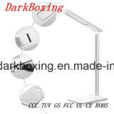 Lâmpada de tabela sem fio do diodo emissor de luz do estudo do carregador sem estroboscópio