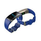 Braccialetto astuto del Wristband del video astuto impermeabile di pressione sanguigna