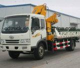 De vrachtwagen van de redding, speciale vrachtwagen, de Slepende Vrachtwagen van de Auto, de Vrachtwagen van Wrecker van de Weg