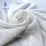 ткань жаккарда 100%Polyester для занавеса рубашки платья