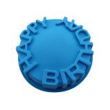 Горячее сбывание силикон круглой формы 8 дюймов печет прессформу, прессформу торта силикона