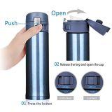 Доказательство BPA Sweat утечки освобождает здоровую бутылку воды спортов склянки вакуума