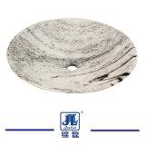 Dispersore del lavabo del marmo del dispersore del bacino del granito per il controsoffitto di Kirchen della stanza da bagno