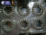 Peça de maquinaria pesada feita à máquina CNC de aço do forjamento de Ot