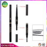 Krijg Korting 5 Wenkbrauwpotlood van de Make-up van Kleuren het Multifunctionele Langdurige