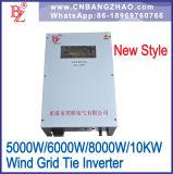Invertitori Griglia-Legati 5000W di controllo di G59 & di As4777 DSP con il trasformatore a bassa frequenza
