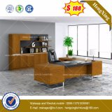 Tableau de bureau de projet de panneau en acier de modestie premiers/bureau en bois (HX-8NE030C)