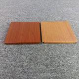 中国の製造業者のローラーのコートの木の穀物のアルミニウム金属の天井