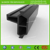 Multi-holte HK 35.3mm Polyamide 6.6 het Hittebestendige Profiel van het Glas van 25%
