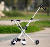 Faltbarer guter Kinderwagen 3 in 1 Baby-Spaziergänger