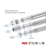 De hoogste het Vullen Tank van het Glas 0.5ml Geen Uitrusting van de Pen van Laekage Cbd Vape