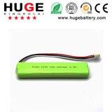 batterie de la taille 800mAh Ni-MH de 4.8V D.C.A.