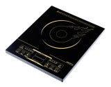 Tekening van de Structuur van de Warmhoudplaat van de Inductie van het Glas van het Kristal van het Kooktoestel van de Inductie van de Controle van de aanraking de Zwarte (AM21H21)