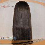 De natuurlijke Pruik van het Menselijke Haar van de Kleur (pPG-l-0080)