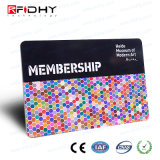 オフセット印刷13.56MHzプログラム可能なRFIDの会員証