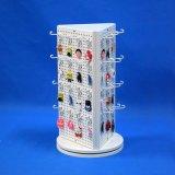 Het tegen Metaal Geperforeerde Rek van de Vertoning van de Plaat voor de Stickers van de Magneet (PHD8006)