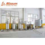 Tratamiento automático industrial de la filtración del agua potable