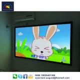 X-Yスクリーン6cmの固定わくの映写幕の家庭娯楽装置