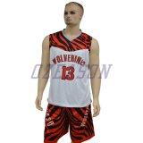 Precio al por mayor sublimado la mejor del diseño del OEM aduana de 2016 del baloncesto uniformes de Jersey