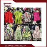 China-Wind-Kleid, Kleidung der verwendeten Frauen exportiert nach Afrika