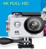 Ultra 4K Sport Acção Desporto câmara câmara à prova de água