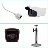 Verdrahtungshandbuch-h. 264 1.3MP IR Reihen-videoüberwachung IP-Kamera der Gewehrkugel-Ipxm510+H65 IR