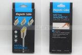 Spitzen3 in 1 magnetischem USB-Kabel-Mikro8 Pin-Blitz-Typen c-Daten-Aufladeeinheits-Kabel für Handy iPhone X 8 Plusanmerkung 8 samsung-S8 S9