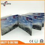 Controle de acesso ao cartão de Papel de RFID MIFARE 1K, Ultralight com custo barato