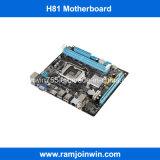 Geïntegreerde Motherboard LGA1150 van de Mijnbouw van Prosessor van de Grafiek H81