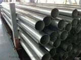 Pipe soudée d'acier inoxydable en métal du constructeur AISI de la Chine (304/201/202)