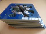Circuito impreso PCB multicapa RO4350b de RF de protector de borde
