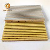 Panneau de bois bois Flame-Retardant acoustique