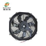 16-дюймовый 400мм 12V конденсатор воздушного охлаждения бесщеточные двигатели постоянного тока электровентилятора системы охлаждения двигателя