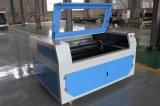 Jinan 공장 목제 직물 아크릴 가죽 MDF 합판 CNC 이산화탄소 Laser 절단 조각 기계
