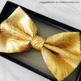 Parte do padrão de caju moda Mens homens Bowties Bowtie Bow tie com Box