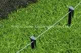 4.5インチのテントを維持するプラントサポートのための多機能のプラスチックヤード及び庭の棒のアンカー
