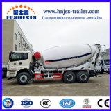 中国の構築の手段HOWO/Foton 6*4 10の具体的なミキサーのトラック