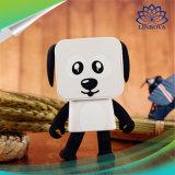 Mini altavoz portátil Bluetooth bailando perros Cute Robot Smart reproductores de MP3 Bluetooth® con micrófono