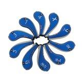 Ferro su ordinazione Headcovers di golf del neoprene in vari colori