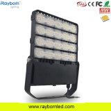 5 años de garantía de proyectores de luz LED 200W para la pista de tenis Estacionamiento