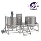 Fort cisaillement homogénéisateur Shampooing réservoir de mélange de la machine