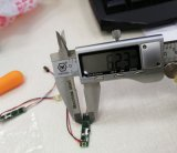 小さい磁気ストライプ・カード読取機構の磁気カードの読取装置Msr009