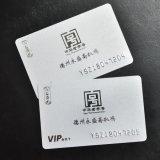 Bon marché d'impression personnalisé en plastique à bande magnétique Hico Loco/ la loyauté et l'adhésion/VIP Carte PVC avec numéro de série gaufré